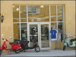 vespa boutique in florida